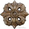 Flower Design Traditional Rosettes
