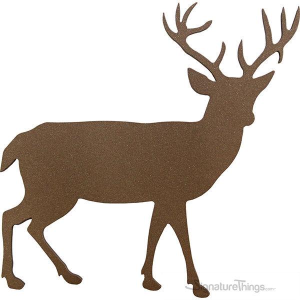 Deer Rosette [+$56.00]