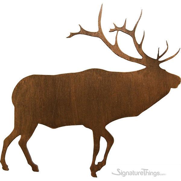 Elk Rosette [+$56.00]
