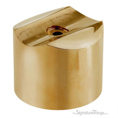 Brass Outer Perpendicular Collar for 2-inch OD Tubing