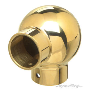 Ball Elbow Fitting 90 Degree