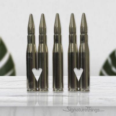 Elegant Stylish Bold Mild Steel Bullet Bottle Opener