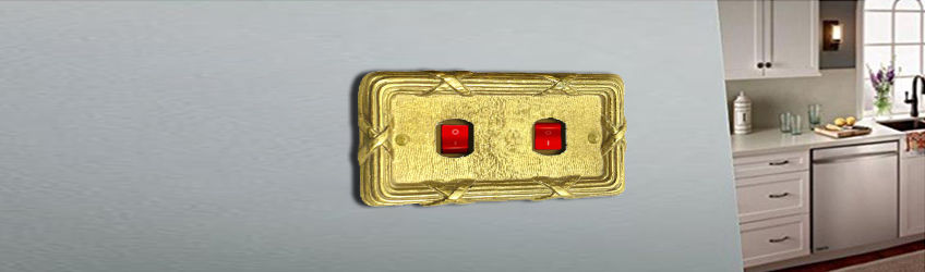 Switch Plates - Classic and Modern