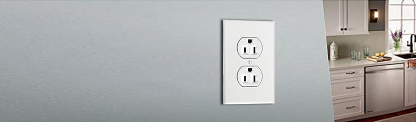 Modern switch plates
