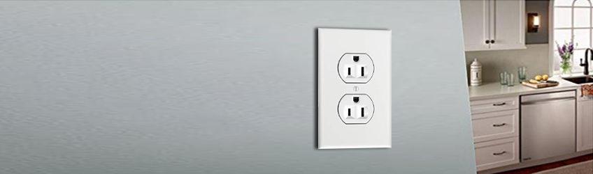 Modern switch plates