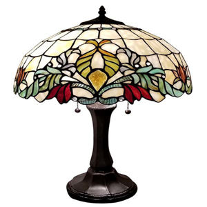 Tiffany Style Table Lamp 23 In wide
