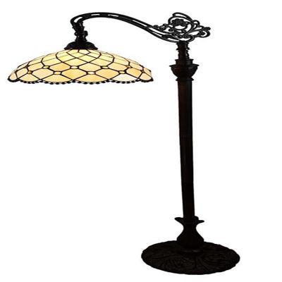 Tiffany Style Jewel Reading Lamp 62 In