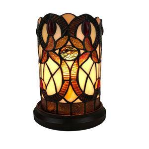 Tiffany Style Accent Mini Table Lamp
