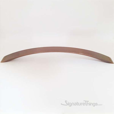 Glossy Copper Classical Arched Cabinet Pulls