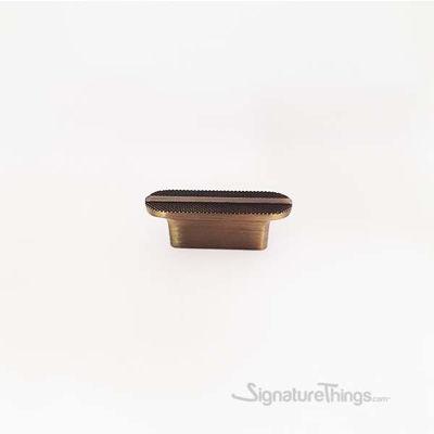 Textured Slim Cabinet & Drawer Knob
