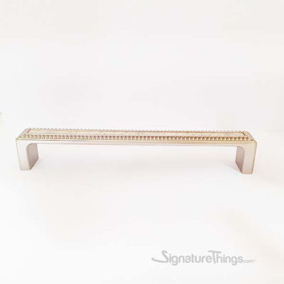Victorian Rounded Edge  Cabinet Handle