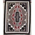 SignatureThings.com Brass Hardware Klagetoh Navajo rug LB