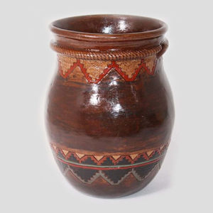 Navajo Pottery Ken and Irene White 240