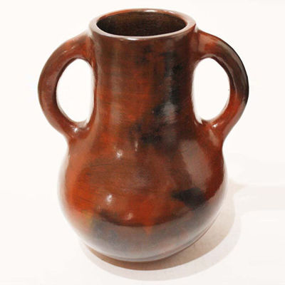 Navajo pottery jug MW