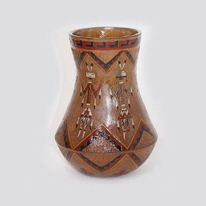Navajo Pottery Nancy Chilly 330