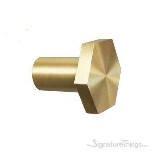 Modern Brass Wall Hook Coat Hooks