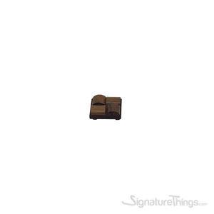 ALP 3D Novelty Pull Brown