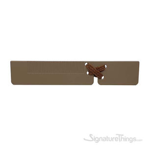 SUCCI Handle 160mm Cappucino & Brown Leather