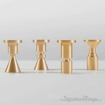 Solid Brass Coat Wall Hooks