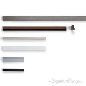 Angle Aluminum Cabinet Pull