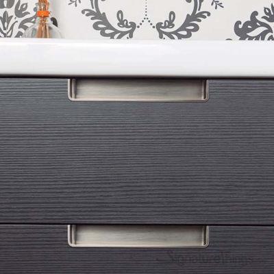 Nest Zamak Cabinet Handle - Polished chrome
