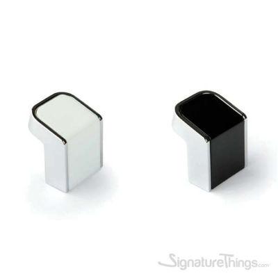 Finger Zamak Acrylic Cabinet Knob