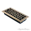 Classic Register 4X10 W/Damper - Antique Brass