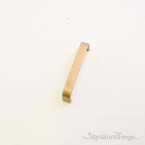 """Traditional Pull - 6-3/8"""" - Polished Brass"""