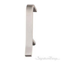 Antimicrobial Pull Only - Satin Stainless
