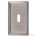 Classic Steps Single Switch-Antique Brass