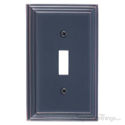 Classic Steps Single Switch-Venetian Bronze