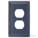 Classic Steps Single Switch Outlet-Venetian Bronze