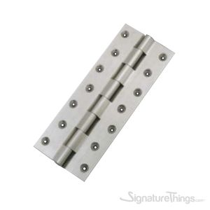 """Brass Special Size Long Railway Hinges 4.5 MM (3/16"""")"""