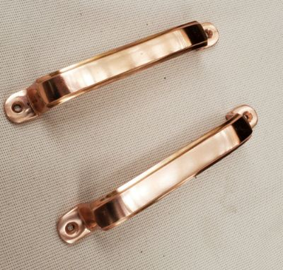 SignatureThings.com Brass Hardware Traditional Brass Cabinet Handle