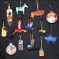 Picture for category Navajo Folk Art Ornaments