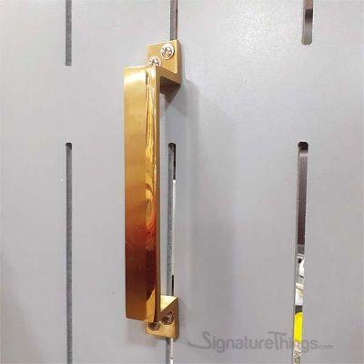 Stainless Steel Decowell Square Door Handle
