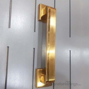 10 Inch Stainless Steel Decowell Square Door Handle