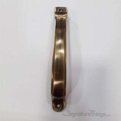 Antique Brass Spark Door Handle