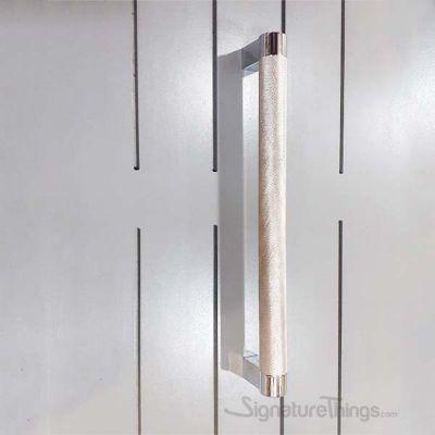 Stainless Steel Koin Atlas Door Handle