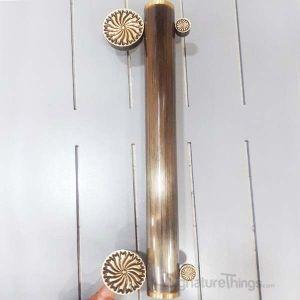 Antique Brass Sh Hw 066 Door Handle