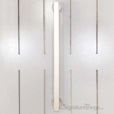 Satin TN 10116 Zink Alloy Door Handle