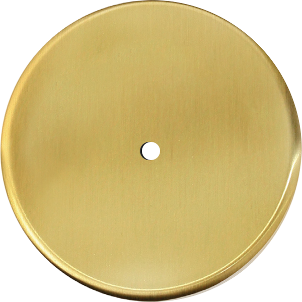 Polished Brass Un-Lacquered