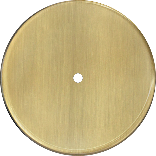 Satin Brass Lacquered
