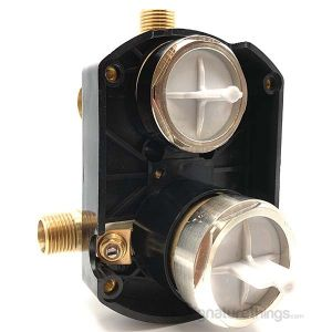 Integrated Diverter Rough in Valve for Delta R22000 - WS (With Stop)