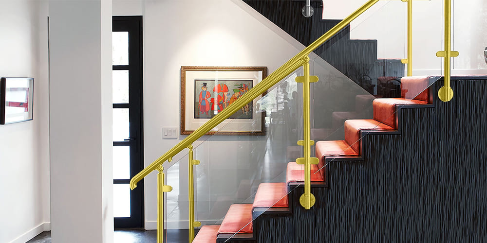 How to Choose a Perfect Handrail & Staircase Design