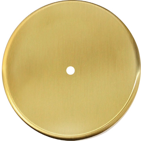 Un-Lacquered Polished Brass